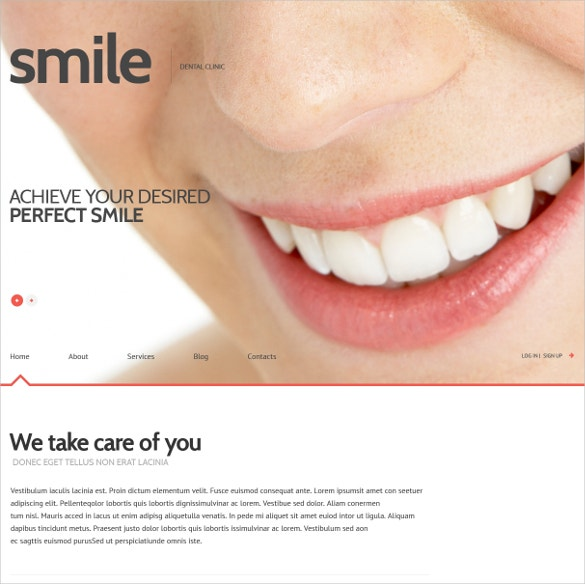 perfect dentistry responsive wordpress website theme 75