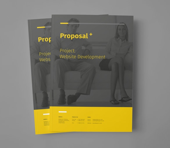 32+ Proposal Templates - Free MS Word Documents Download | Free ...