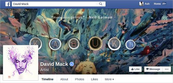David Macks