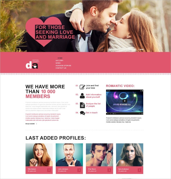 dating muse website template 44