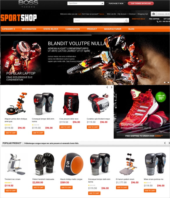 sports responsive opencart website theme 69