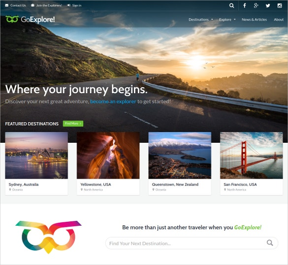 travel wordpress website theme 54