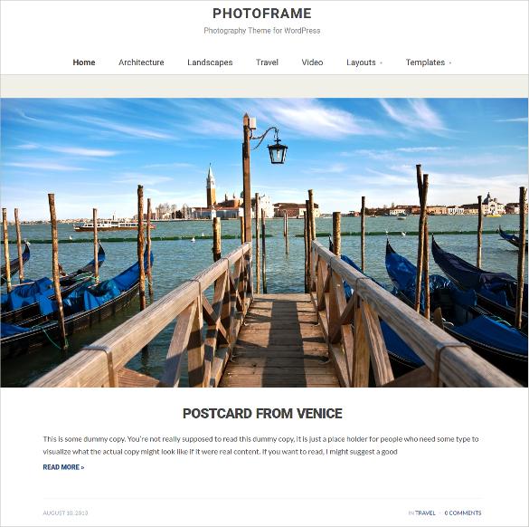 wordpress photography travel website theme 50