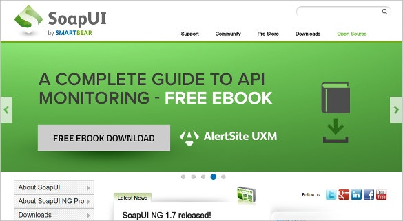 soapui functional software testing tool