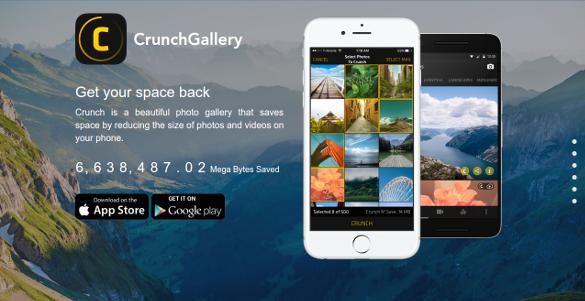 Crunch Gallery