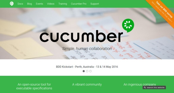 Cucumber is an Automation Tool