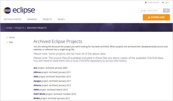 Eclipse Test and Performance Tools Platform