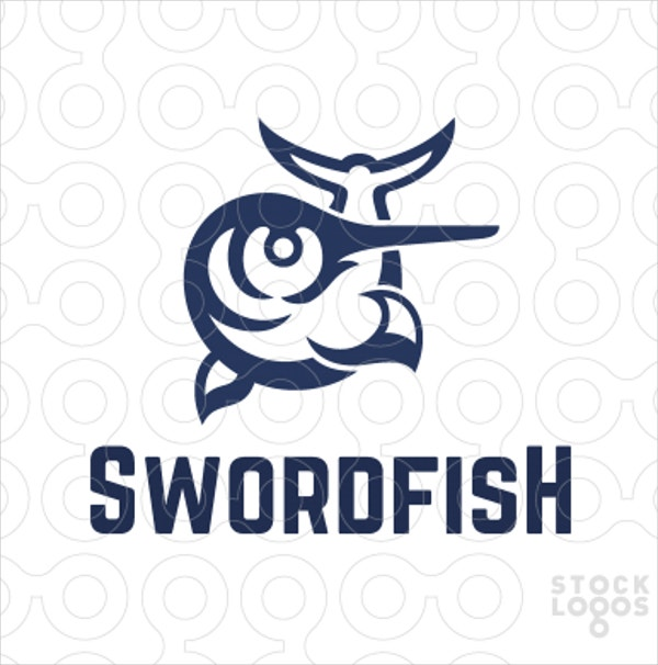 Sword Fish Logo
