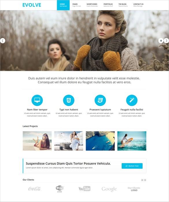 responsive multipurpose agency html template1