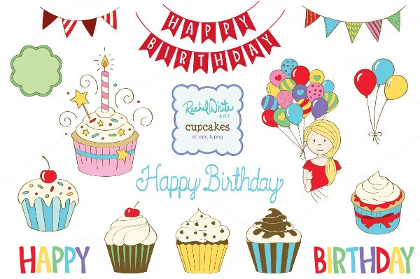 Best Designed Sample Birthday Banner Template