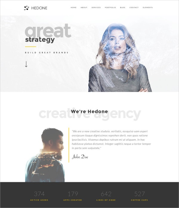 Creative Webflow Blog Template