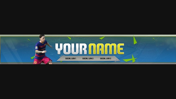 fifa 2016 youtube channel banner template free download