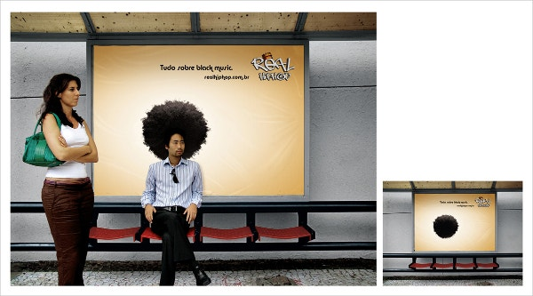 Transplantation Real Hip Hop Billboard Ads