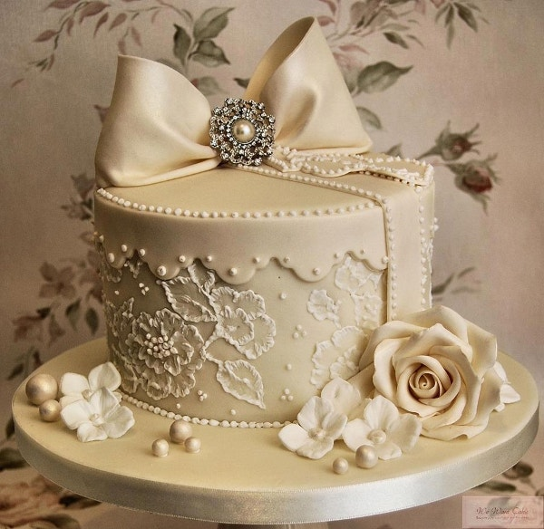 Unique Cake Designs For Wedding : 31+ Creative Wedding Cake Design to Inspire you for Your ...