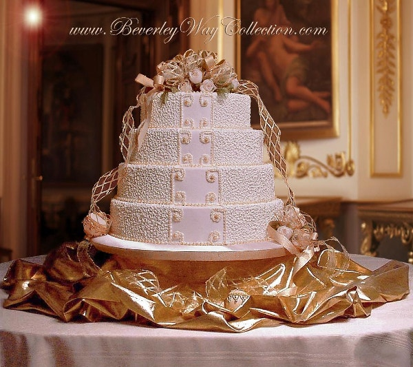 belle of the ball best design of creative wedding cake