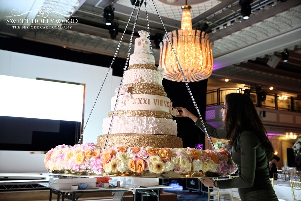 Best Creative Luxury Wedding Cake Design