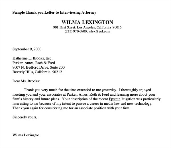 13+ Letter Writing Templates – Free Sample, Example Format ...