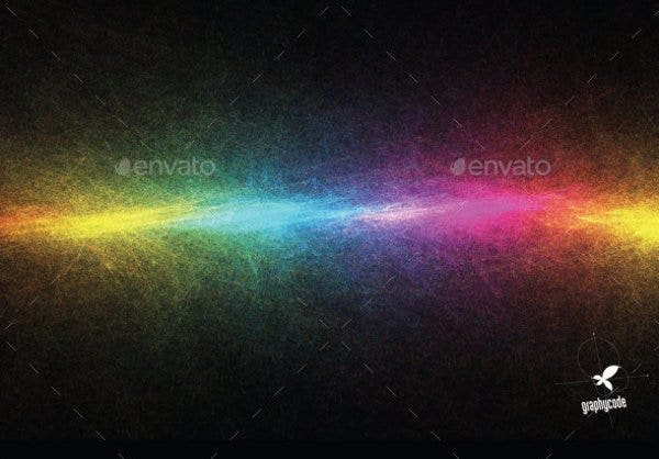 10 abstract rainbow backgrounds for photo