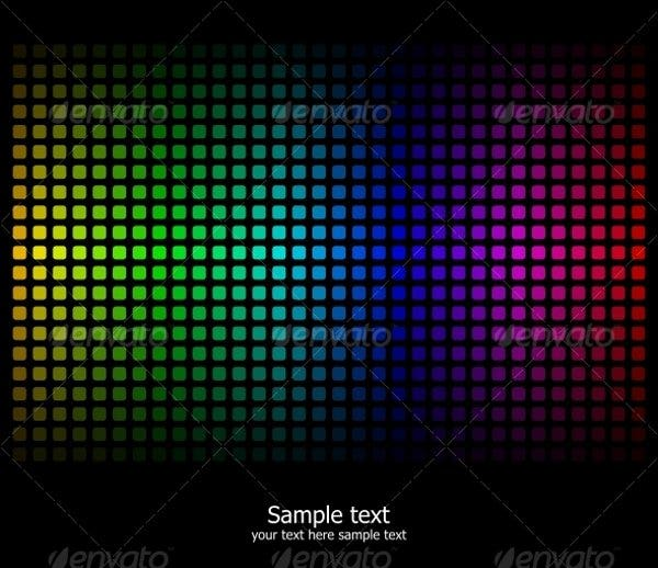 abstract rainbow colours modern background