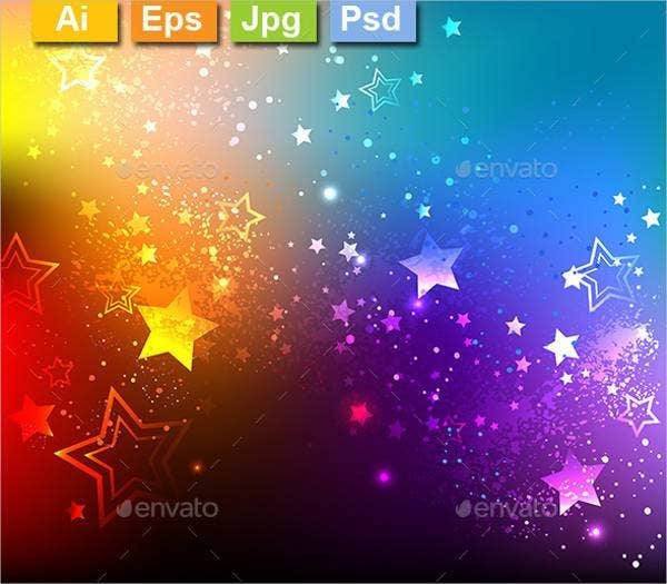 awesome-rainbow-background-photoshop