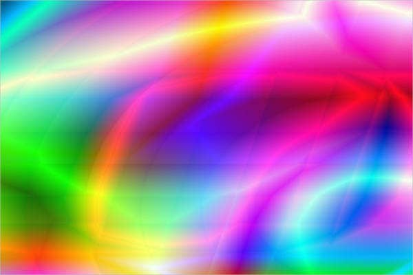 abstract light rainbow background