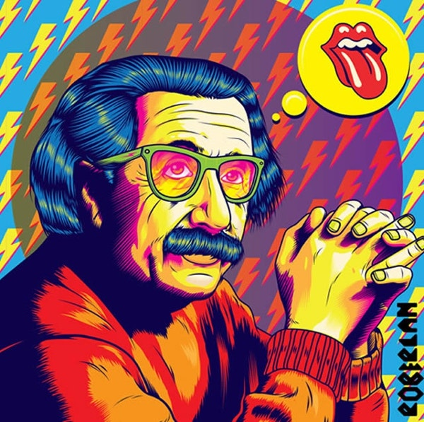roberlan borges pop art illustration