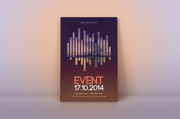 Modern Event Flyer Template