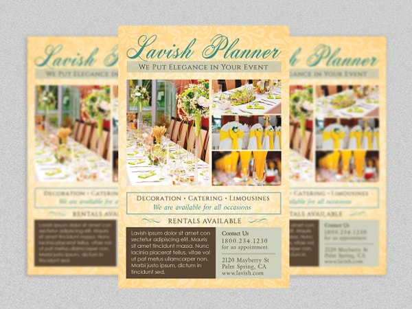 Awesome Event Flyer Template