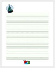 Free-Printable-Christmas-Lined-Writing-Paper-for-Kids