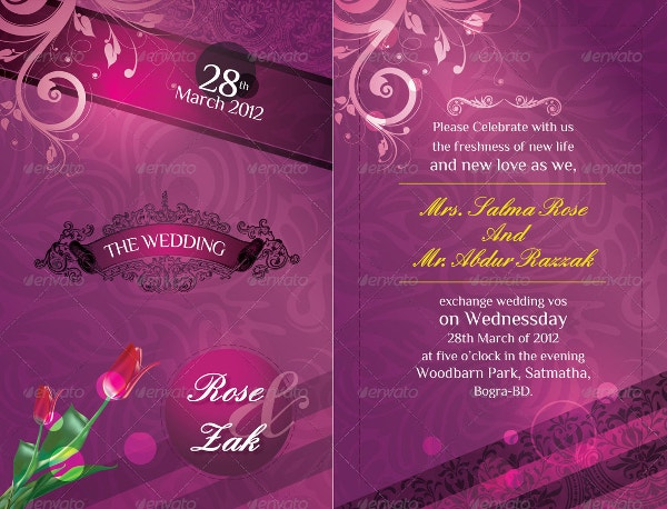 Wedding invitations card design idealstalist wedding invitations card design stopboris Gallery