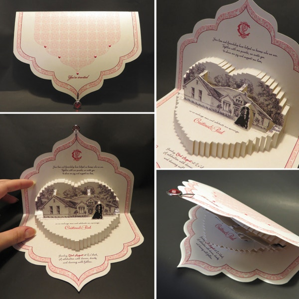 41 Creative Wedding Invitation Cards You Need To See For