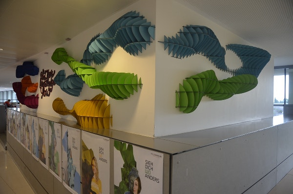 Awesome 3D Wall Art Design