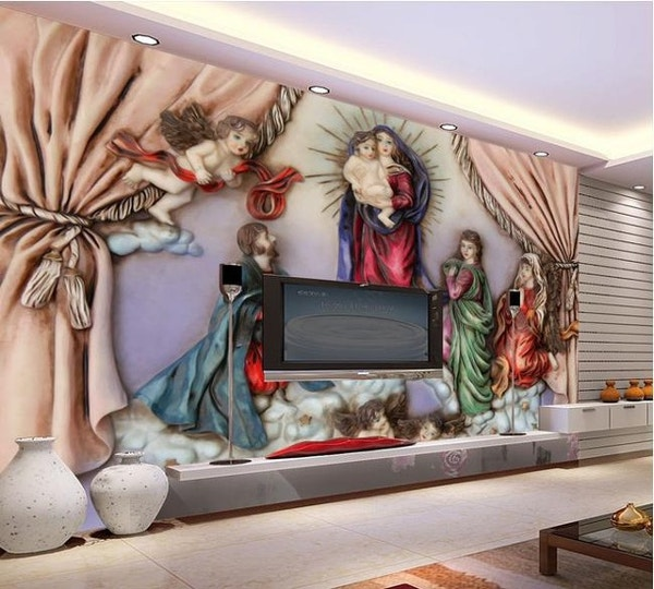 31 amazing 3d wall art ideas that you would want to take for 3d interior wall murals