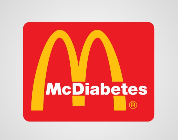 mcdonalds mcdiabetes