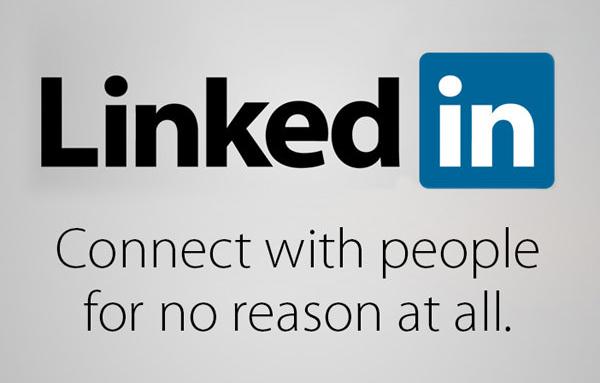 Funny LinkdIn Slogan Parody