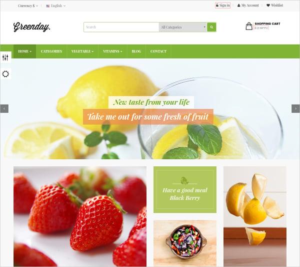 Responsive Prestashop HTML5 Theme