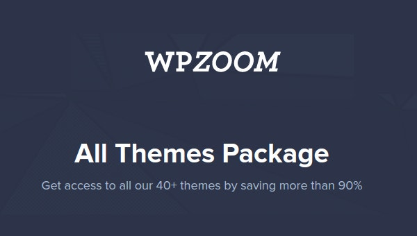 WPZoom Themes Discount Coupon for May 2016
