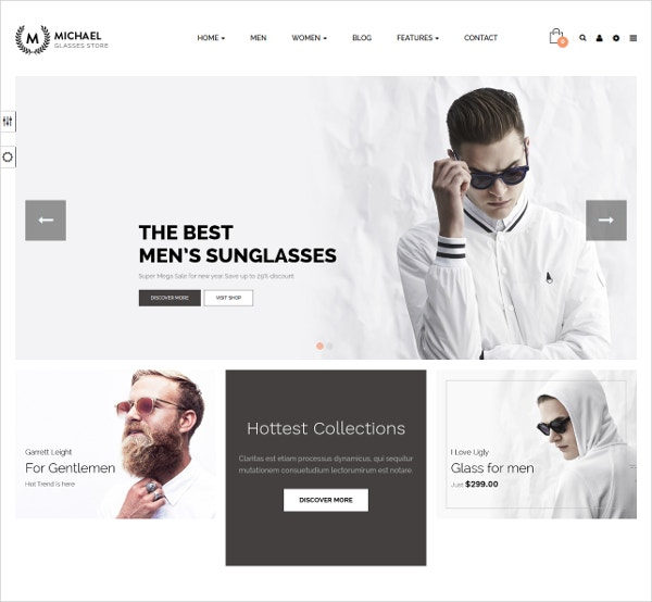 Fashion Prestashop Blog Theme