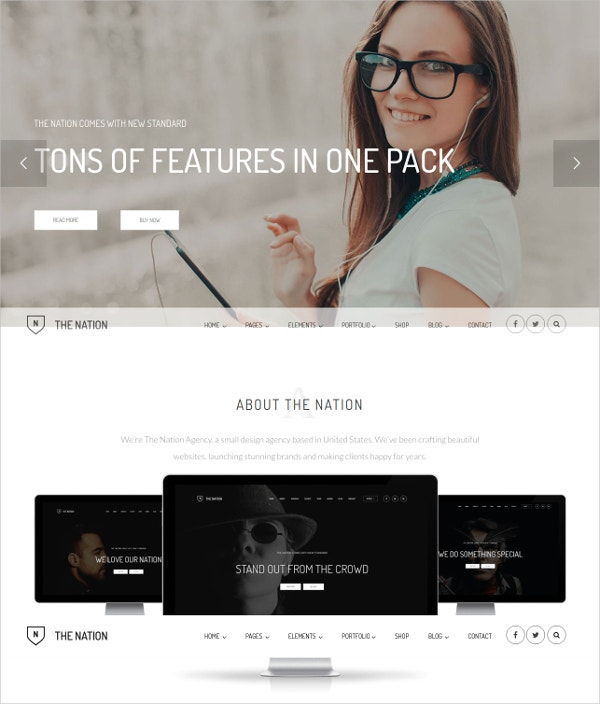 Multipurpose Virtuemart Joomla Template