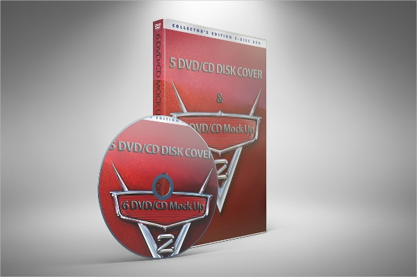 popular dvd sample cover template