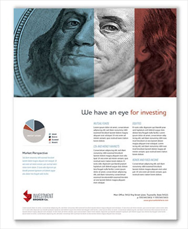 Franklin Investments Bank Flyer
