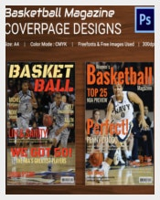 Basket-Ball-magazine-Cover-Page-Design