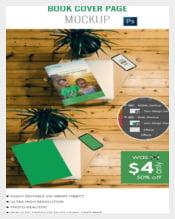 Book-Cover-Page-Mockup-Design