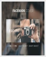 Multipurpose Facebook Cover Template