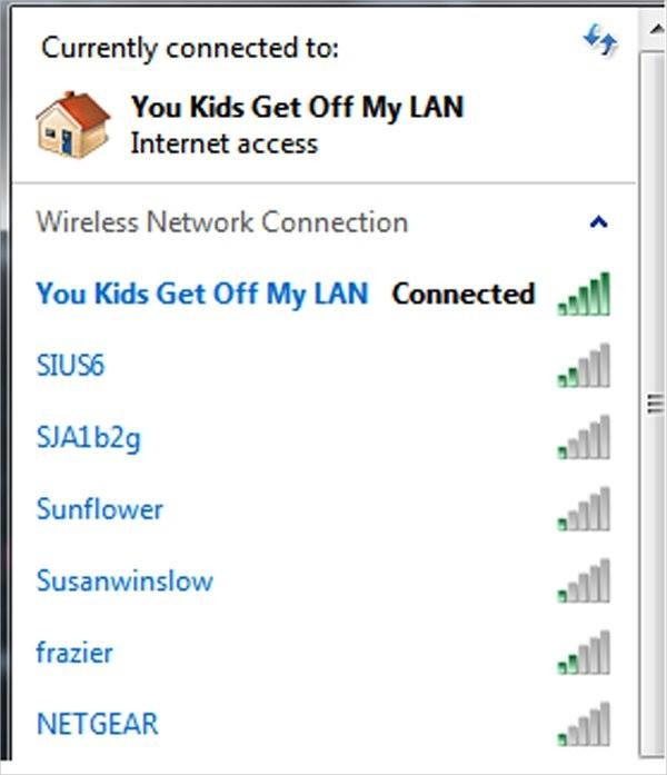 You Kids Get Off My LAN