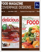 Food-Magazine-Cover-Page-Template