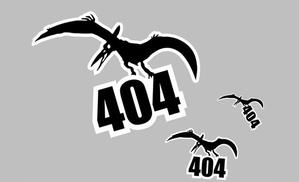Amorphia Apparel Flying 404 Funny Page
