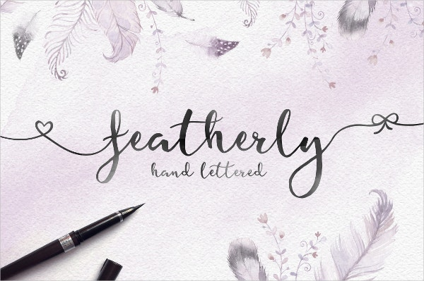 21 beautiful cursive & handwritten fonts free & premium templates