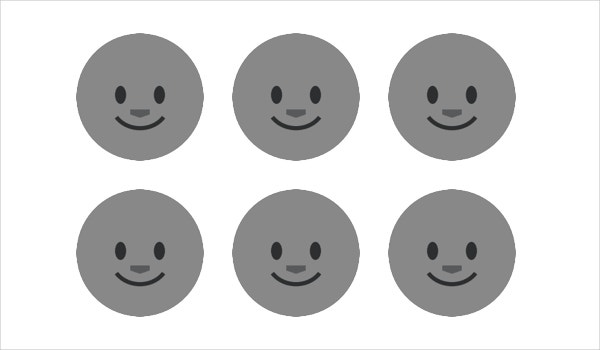 Moon Emoji With Face on HTC Sense 7