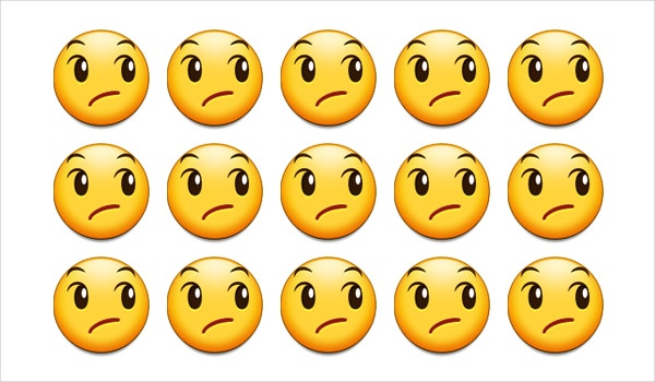 sad face emoji on samsung galaxy s7